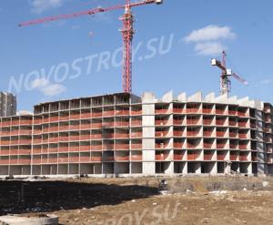 ЖК «Новоснегирёвский»: ход строительства корпуса 16