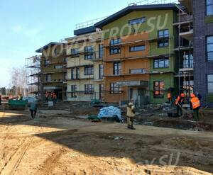 Малоэтажный ЖК «Федоскинская слобода»: ход строительства