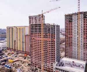 ЖК «Золотая Звезда»: ход строительства корпусов 1 и 2