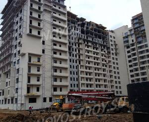 ЖК «Отрада»: ход строительства корпуса 13