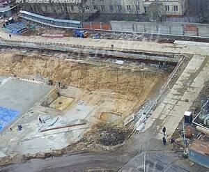 ЖК «Резиденции композиторов»: ход строительства 2 очереди