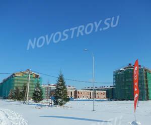 Малоэтажный ЖК «Образцовый квартал»: ход строительства 3 очереди из группы Вконтакте
