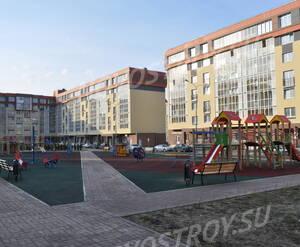 ЖК «Красногорский»: детская площадка на территории комплекса