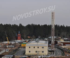 ЖК «Красногорский»: ход строительства 1 очереди