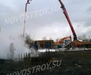 ЖК «КудроВО!»: ход строительства, секции 1-3