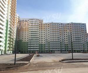 ЖК «Шушары» (Пушкинская): ход строительства корпуса 1