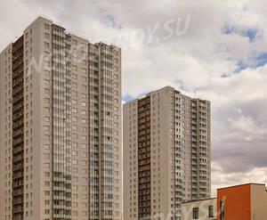 ЖК «Новая Охта»: ход строительства дома 33
