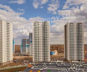 ЖК «Новая Охта»: ход строительства дома 34