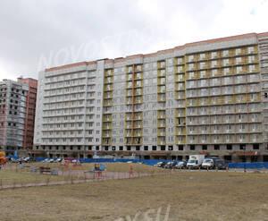 ЖК «Три кита»: ход строительства 2 очереди из группы Вконтакте