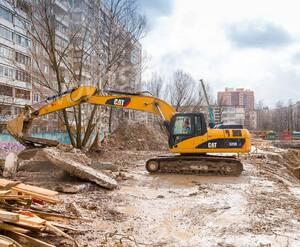 ЖК «Мейн Хаус»: ход строительства