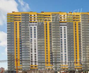 ЖК «София»: ход строительства дома 17
