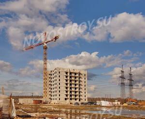 ЖК «Цветной город»: ход строительства дома 2