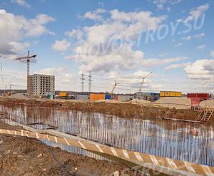ЖК «Цветной город»: ход строительства дома 5