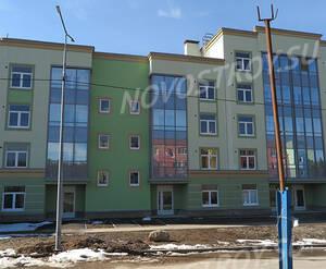 Малоэтажный ЖК «Новое Сертолово»: ход строительства 2 очереди, корпус 2