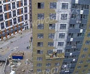 ЖК «Европа Сити»: ход строительства корпуса 4,5,12