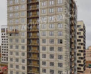 ЖК «Европа Сити»: ход строительства корпуса 11