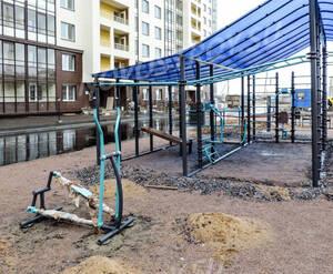 ЖК «Солнечный город»: ход строительства корпуса 3
