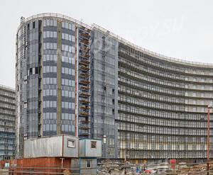 ЖК «Три ветра»: ход строительства корпуса Мистраль