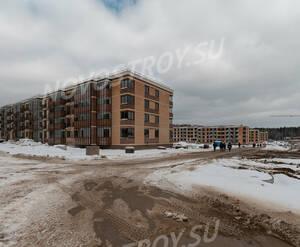 Малоэтажный ЖК «Чистый ручей»: ход строительства корпуса 1ход строительства корпуса 1