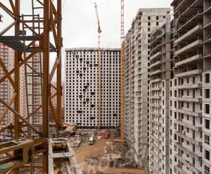 ЖК «Путилково»: ход строительства корпуса 12