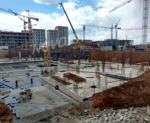 ЖК «Испанские кварталы»: ход строительства корпуса 14.1