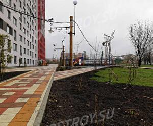 ЖК «Новая Звезда» (Газопровод): благоустройство