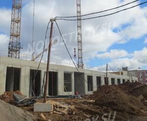 ЖК «Мещерский Лес»: ход строительства корпуса 3.2