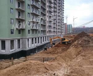 ЖК «Мир Митино»: ход строительства корпуса 8