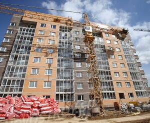 ЖК «Татьянин парк»: ход строительства корпуса 9