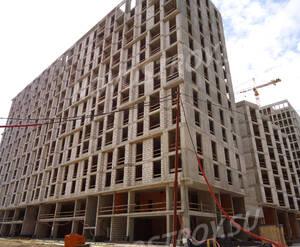 ЖК «ЗИЛАРТ»: ход строительства дома 2