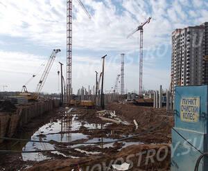 ЖК UP-квартал «Сколковский»: ход строительства корпуса 10