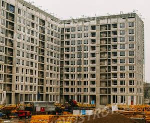 ЖК «Green Park»: ход строительства блока 1
