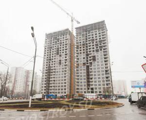 ЖК «Новокуркино»: ход строительства корпусов 1,2
