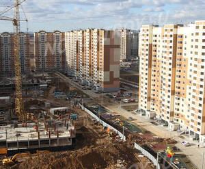 ЖК «Южное Домодедово»: ход строительства