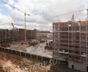 ЖК «Северный»: ход строительства корпуса 5