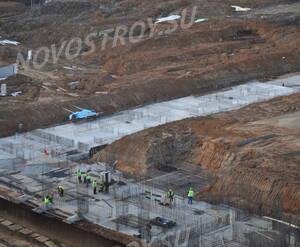 ЖК «Красногорский»: ход строительства корпуса 18