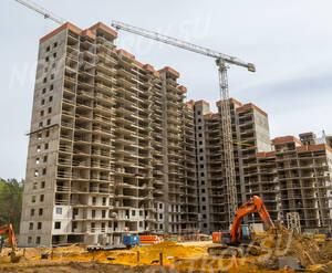 ЖК «Восточное Бутово»: ход строительства корпуса 25
