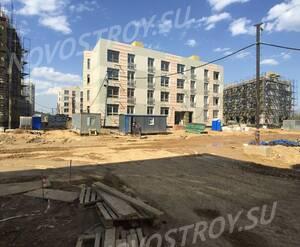 ЖК «Новогорск Парк»: ход строительства корпуса 2В (фото из группы «Вконтакте»)