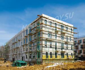 Малоэтажный ЖК «Южная Долина»: ход строительства корпуса 11