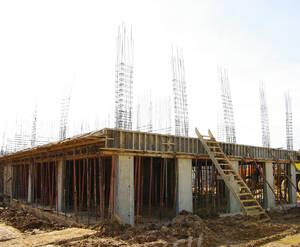 Малоэтажный ЖК «Южная Долина»: ход строительства корпуса 14