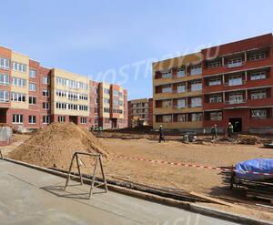 Малоэтажный ЖК «Малая Истра»: ход строительства (фото из группы «Вконтакте»)