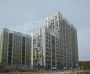 ЖК «Люберецкий»: ход строительства корпуса 2
