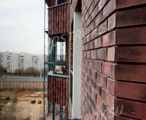 ЖК «Домашний»: ход строительства корпуса 1