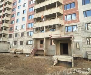 ЖК «ДОМодедово Парк»: ход строительства корпуса 108 (фото из группы «Вконтакте»)