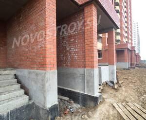 ЖК «ДОМодедово Парк»: ход строительства корпуса 111 (фото из группы «Вконтакте»)