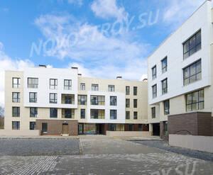 ЖК «Загородный квартал»: ход строительства дома 16