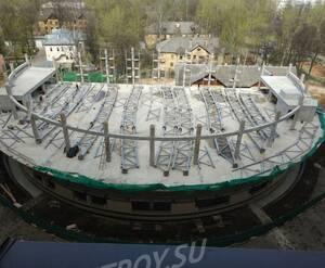 ЖК «Парковые Аллеи»: ход строительства