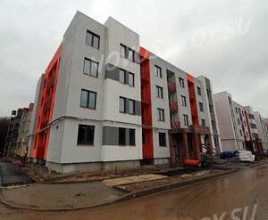 ЖК «Митино Дальнее»: ход строительства дома 12