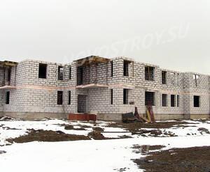 Малоэтажный ЖК «Петровская мельница»: ход строительства блока С6