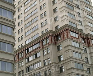 ЖК «Донской Олимп»: фрагмент фасада